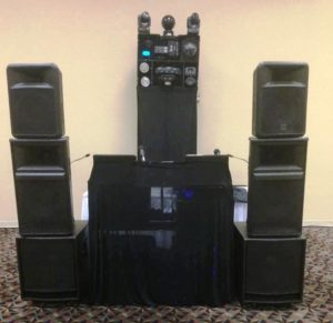 Wedding DJ Package 02 $1395.00